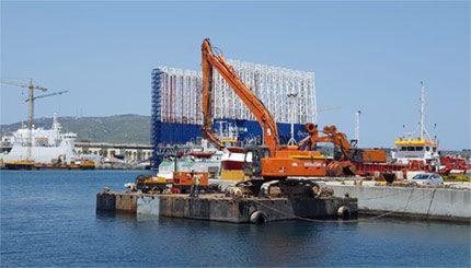 Port of Algeciras, Algeciras